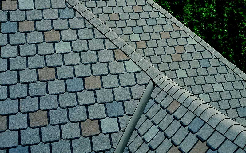 Choosing between flat roofs vs dimensional shingles for Types of shingles for roofing