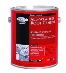 roofing cement