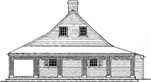 bonnet roof