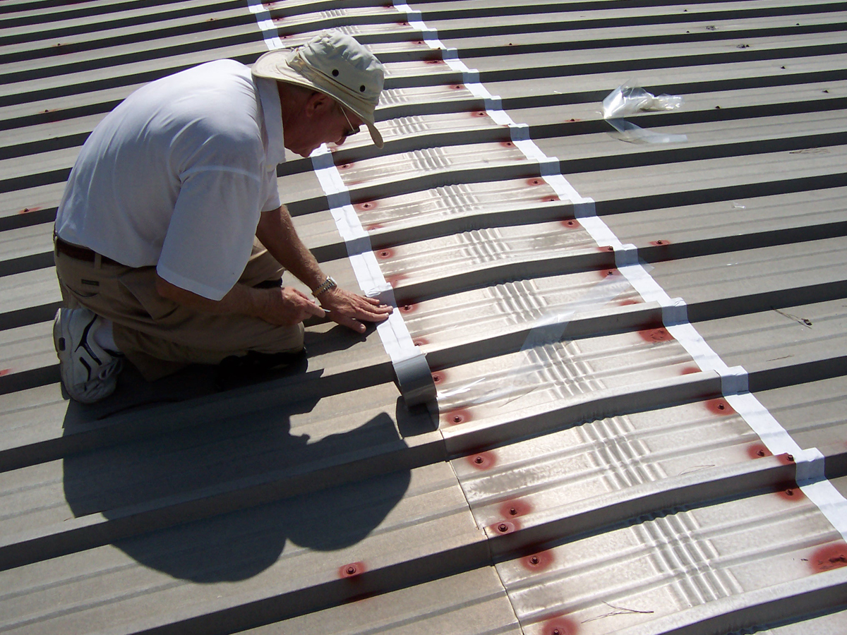 Practical Tips In The Application Of Metal Roof Sealant