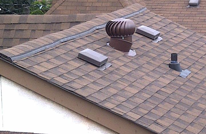 Commercial Roof Ventilation : Styles and types of vents in commercial roofing dallas