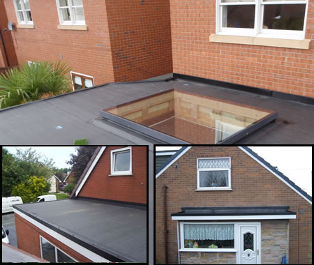 Know The Different Types Of Flat Roof Solutions