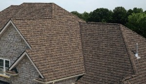 shingles roof estimate