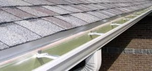 seamless types of gutters